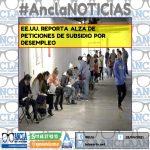 EE.UU. REPORTA ALZA DE PETICIONES DE SUBSIDIO POR DESEMPLEO